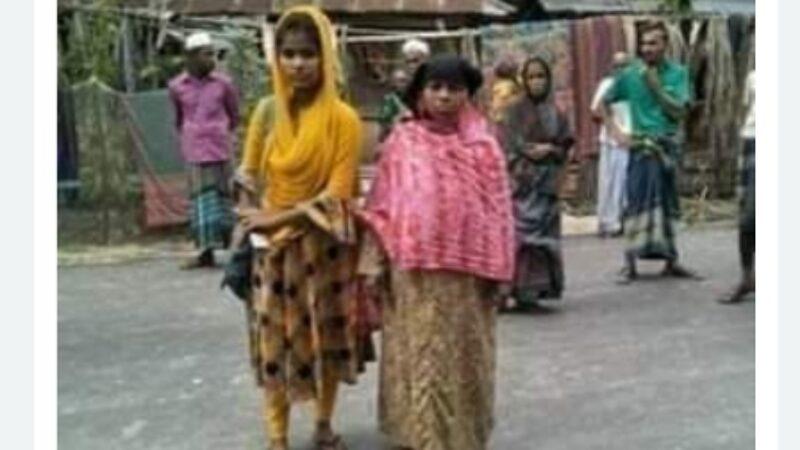বানারীপাড়ায় করোনা আক্রান্ত সেই মা-মেয়ে সুস্থ হয়ে বাড়ি ফিরেছে