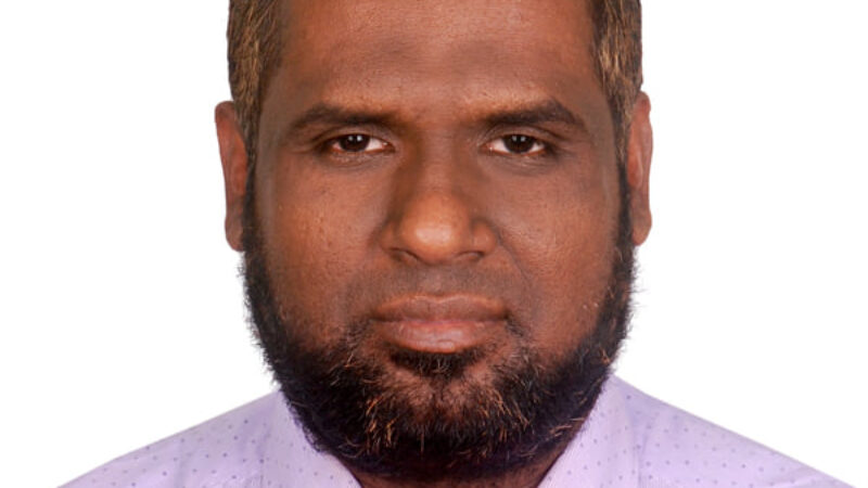 Enlightened man Dr. Rezaul, Demands Disability Development to the Prime Minister