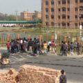 বরিশাল বিশ্ব-বিদ্যালয়ে ফুটবল খেলাকে কেন্দ্র করে শিক্ষক লাঞ্চিতঃ হামলা পাল্টা হামলা