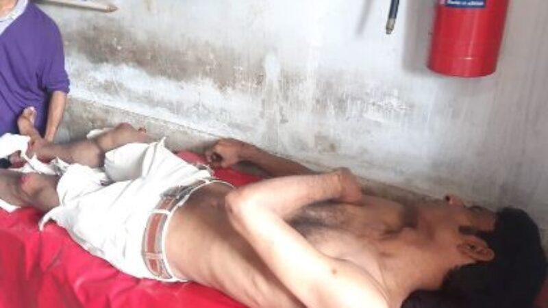 বরিশালের মেধাবি সাংবাদিক সাকিব বিপ্লব সড়ক দুর্ঘটনায় আহত